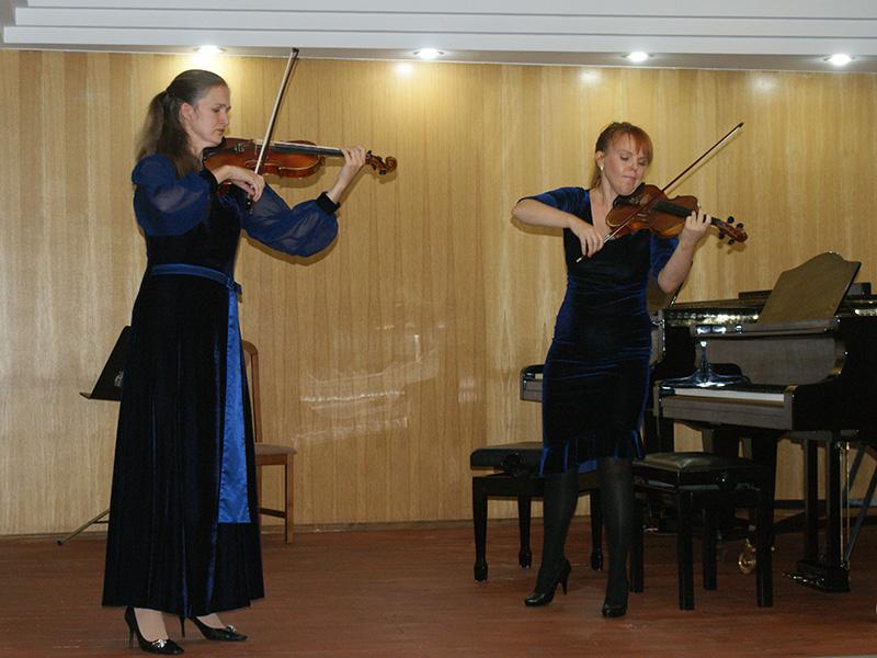 1 октября 2014 года, посвящённый Международному Дню Музыки