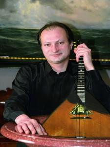 Сергей Волнухин - Лауреат Республиканского конкурса, артист Гос.русского концертного оркестра