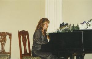 Нина Жуковская - концертмейстер театра «Санкт-Петербург Опера»